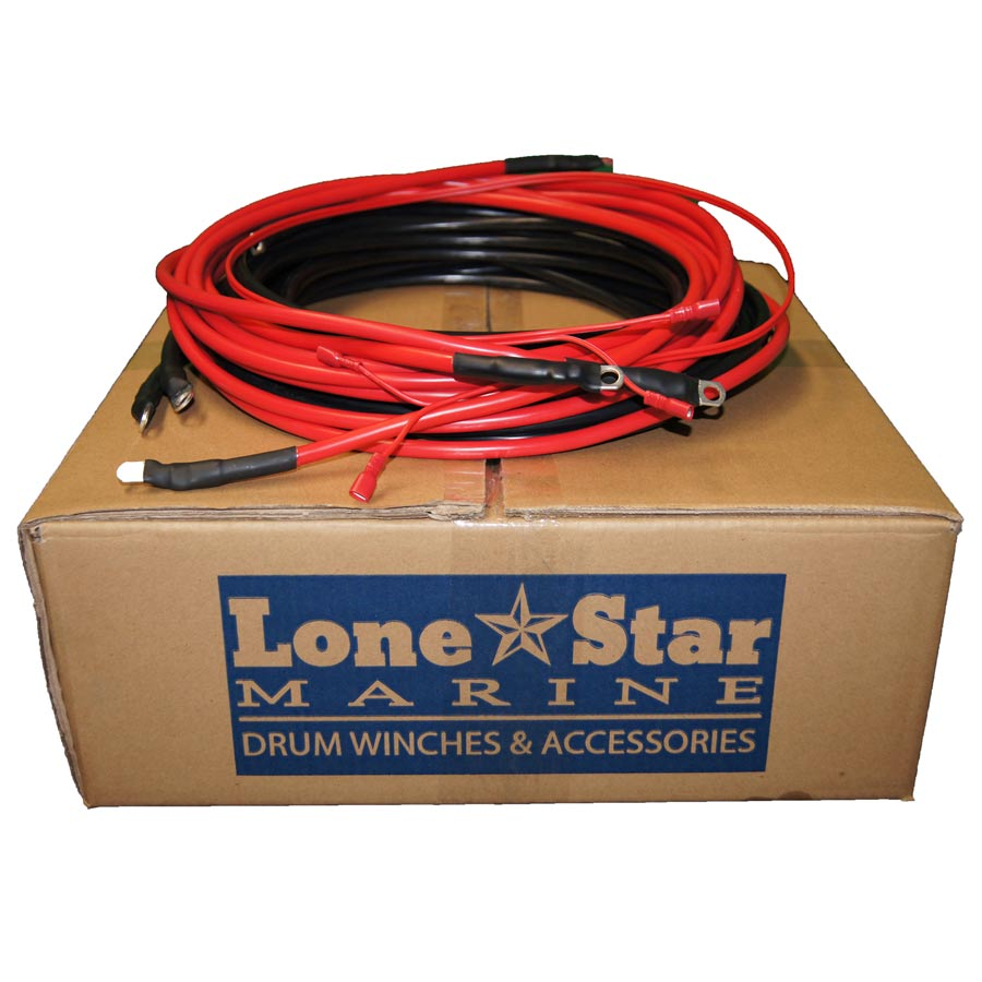 looms_box wiring looms lonestar marine lone star anchor winch wiring diagram at gsmx.co